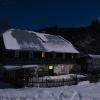 Sieglitzmühle bei Mondlicht