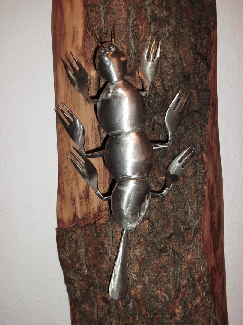 Löffelgabelkäfer